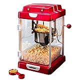 celexon CinePop CP1000 Popcornmaschine, Edelstahltopf, Innenbeleuchtung, frisches Popcorn wie im...