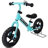 COSTWAY 12' Laufrad Lauflernrad Kinderlaufrad Kinder Fahrrad ohne Pedale Lauflernhilfe Lernlaufrad...
