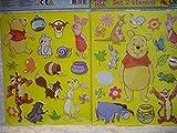 2 Winnie Pooh Tigger Zeichenschablonen 25 cm Disney Schablone Deko GAC