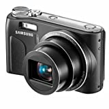 Samsung WB500 Digitalkamera (10,2 Megapixel, 10-fach opt. Zoom, 24mm Ultra-Weitwinkel, 6,9 cm (2,7...