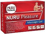 NURU Massage Gel Pulver. Machen sie ihre eigenen magischen Nuru Gel, Super Glatt, Geruchlos und...
