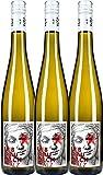 3er Paket - Liebfraumilch 2017 - Weingut Hammel | halbtrockener Weißwein | deutscher Sommerwein aus...