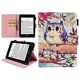 eBook Reader Hülle für Kindle Paperwhite 2018 10th Generation Case Leder Tasche Schutzhülle Flip...