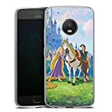 Motorola Moto G5 Slim Case Silikon Hülle Schutzhülle Disney Rapunzel ? Neu verföhnt Merchandise...