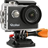 Rollei Actioncam 426 - Full HD Video Auflösung, Weitwinkel-Objektiv, bis 40 m wasserfest,...