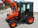 Traktor-Fahrerkabine Agrital Kubota B2420