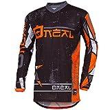 O'Neal Element Zen Motocross Jersey MX Enduro MTB DH Cross Trikot Mountain Bike Gelände,...