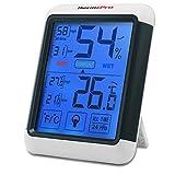 ThermoPro TP55 digitales Thermo-Hygrometer Raumluftüberwachtung Temperatur und...