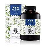Der VERGLEICHSSIEGER 2017*: MSM Kapseln - 365 Kapseln (6 Monate). 1200 mg MSM...