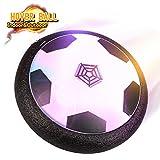 Hover Ball LED Fußball Spielzeug mit Musik Air Power Soccer Disk mit Licht für Indoor Innenräumen...
