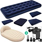 Deuba Luftbett Luftmatratze Set | wählbar mit oder ohne elektrischer Luftpumpe | versch....