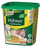 Knorr Hühner Kraftbouillon Hühnerbrühe (mit kräftigem Huhngeschmack) 1er Pack (1 x 1kg)