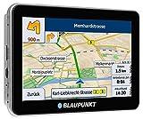 Blaupunkt TravelPilot 53 EU LMU - Navigationssystem mit 12,7 cm (5 Zoll) Touchscreen-Farbdisplay,...