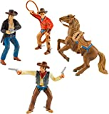 Bullyland Cowboys Set 4 Figuren