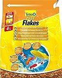 Tetra Pond Flakes Hauptfutter (in Flockenform, besonders gut geeignet für alle Klein- und...