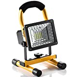 GrandBeing® led Arbeitsleuchte Taschenlampen Baustrahler Halogenstrahler Halogenlampen Tragbar...
