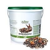 AniForte Garden Premium Eichhörnchenfutter 1 kg für Eichhörnchen und Streifenhörnchen- versch....