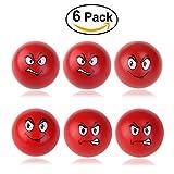 BESTOYARD Stressball Squeeze Bälle Fidget Spielzeug Antistressball für Partei Bevorzugungen Hand...