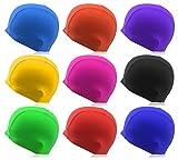 Stoffbadekappe »Guppy« Unisex aus langlebigem Qualitäts-Guppystoff, sehr elastisch, passt sich...