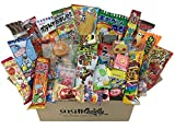 40 japanische Süßigkeiten & Snacks mit POPIN COOKIN und japanische Kitkat und andere beliebte...