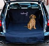 Rudelkönig Universal Kofferraummatte - Idealer Kofferraumschutz für Hunde - Widerstandsfähige...