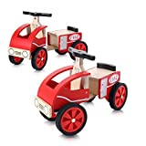 Baby Vivo Rutscher Rutschauto Rutscherfahrzeug Kinderauto Kinderrutscher Kinder Auto aus Holz...