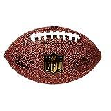 Wilson American Football, NFL Team Mini Micro, Freizeitspieler und Sammler, Gummi, F1637, Größe...
