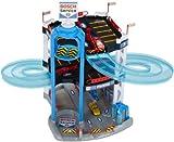 Theo Klein 2811 - Bosch Car Service Parkhaus, 3 Ebenen, Spielzeug