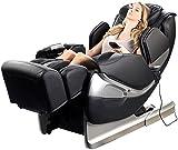 newgen medicals Relaxsessel: Premium-Ganzkörper-Massagesessel GMS-300.bt mit Bluetooth, schwarz...