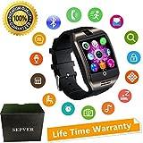 SEPVER Smartwatch Smart Watch mit Kamera Touchscreen SIM Karte Slot Schrittzähler Fitness Tracker...