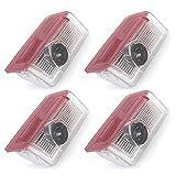 ebuybox® 4 Stueck Tuerlicht Tuerbeleuchtung Einstiegsbeleuchtung