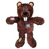 Europet Bernina 304427712 Hundespielzeug Plüsch 'Knot Nuts' Bear, 26 cm