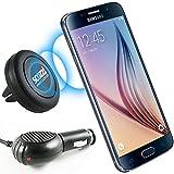 KFZ Set für Samsung Galaxy S8 / S8 Plus / A3 2017 / A5 2017 / scozzi Magnethalterung für die...
