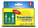 Care Plus TravelJohn Wegwerf Urinal
