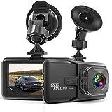 Sammza Dashcam, Full HD 1080P Dashcam Autokamera Video Recorder mit 170° Weitwinkelobjektiv, 3 Zoll...