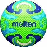 molten Beachvolleyball, grün/blau, 5, V5B1502-L