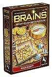 Pegasus Spiele 18131G - Brains, Schatzkarte