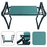 Todeco - Kniehilfe, Garten Sitzhilfe - Bereitgestellte Größe: 62 x 48 x 28 cm - Maximale...