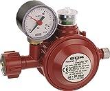 GOK Haushaltsregler / Gasregler für den Einsatz in geschlossenen Räumen, Betriebsdruck:50 mbar...