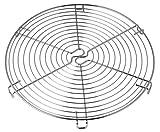 Dr. Oetker Torten-/Kuchenrost 32 cm Metall, Kuchengitter, zum Auskühlen, runder Kuchenrost, Menge:...