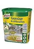 Knorr Gemüse Kraftbouillon 1 kg, 1er Pack (1 x 1 kg)