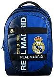 Real Madrid Rucksack Unisex Kinder, Blau