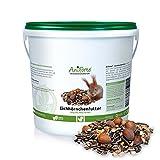 AniForte Garden Eichhörnchenfutter, 2 kg - Naturprodukt für Eichhörnchen und Streifenhörnchen