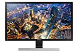 Samsung U28E590D 71,12 cm (28 Zoll) Monitor (HDMI, 1ms Reaktionszeit, 60 Hz Aktualisierungsrate,...