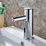 Aimadi Infrarot Sensor Wasserhahn Automatisch Induktion Badarmatur Wassersparen Waschtisharmatur...