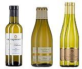 Probierpaket Weißwein Trocken - 6 Flaschen Weißwein aus Deutschland und Südafrika - trockener...