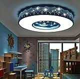 GFFORT Kinderzimmerlampe LED-Deckenleuchte für Jungen und Mädchen und Begrüßungsräume Licht...