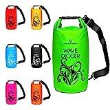 Dry Bag »Krake« Wasserdichte Trockentasche / Seesack / Survival Bag / Trockensack / Ideal für...