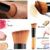 Boolavard Foundation Brush - Flüssige Foundation Brush - Gesicht Make-up-Pinsel - Concealer Brush -...