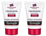 Neutrogena Norwegische Formel Handcreme unparfümiert, 2 x 50 ml